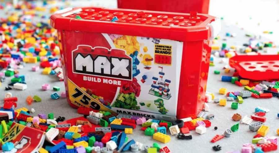 ZURU Toys MAX Build More Bricks (LEGO style)