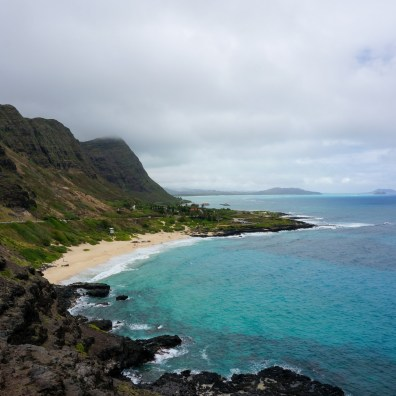 Roads of scenic Oahu