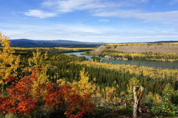 North of Whitehorse, Yukon