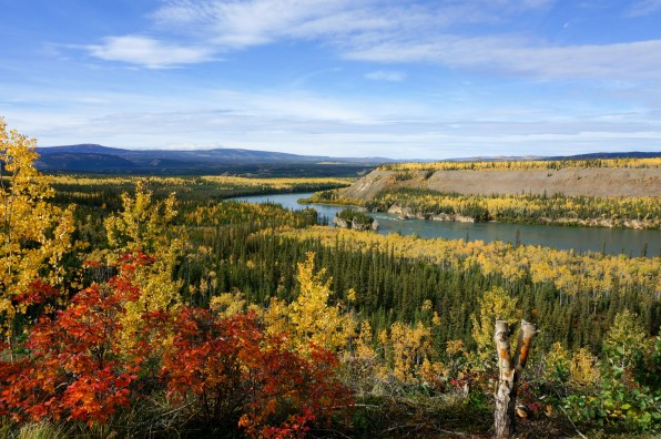 North of Whitehorse, Yukon