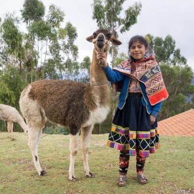 Peruvian traditional wear