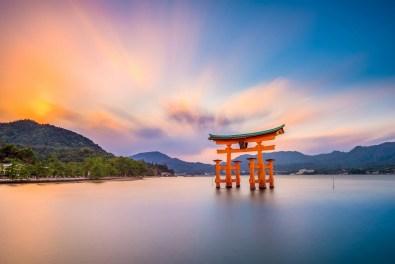 Miyajima Floating Shrine