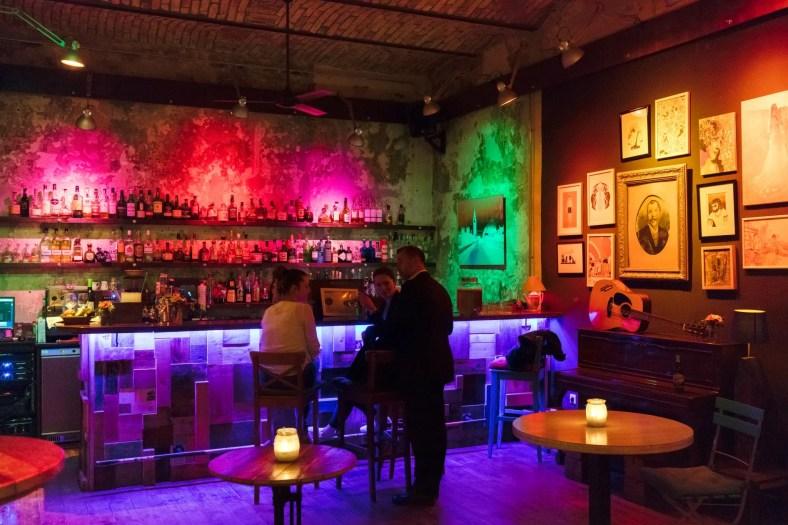 Ruin pub Budapest 2
