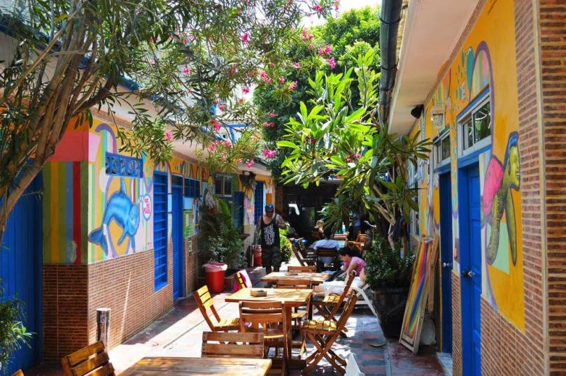 Cartagena Hostel
