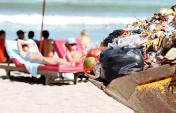 garbage resort