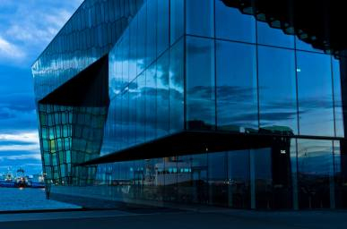 harpa opera house