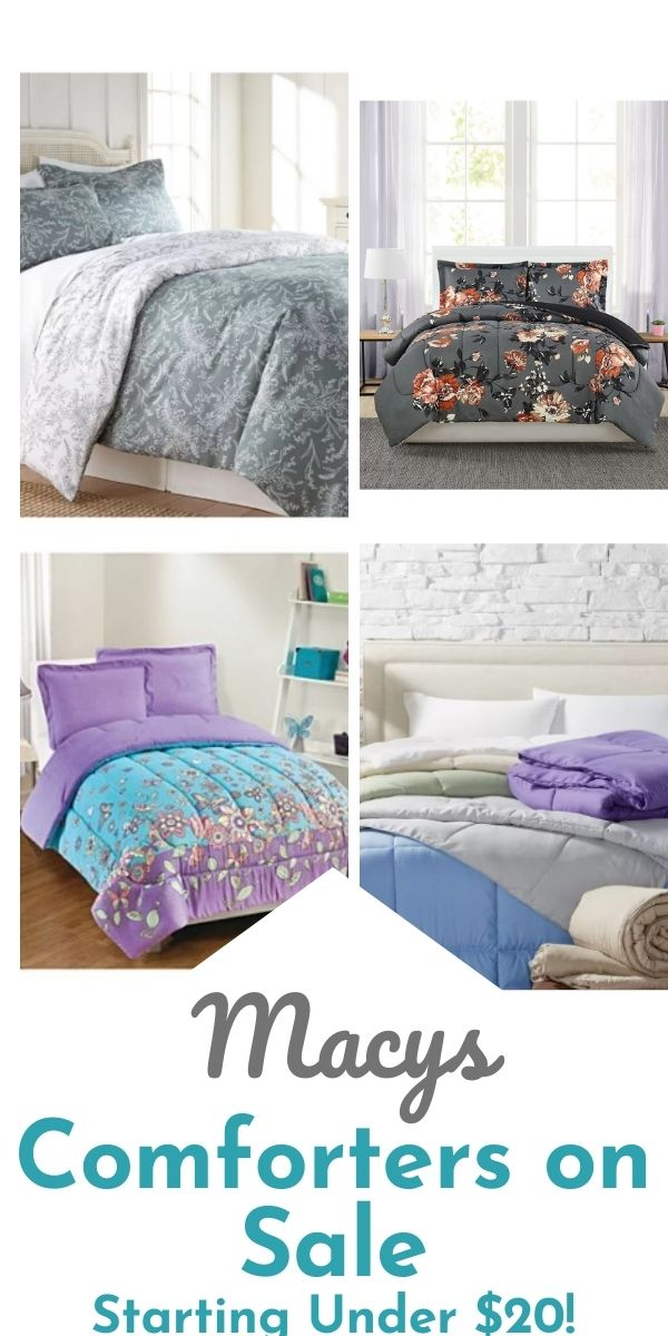 Fred Meyer Bedding : meyer, bedding, Macys, Bedding, Comforter, .99, More!, Thrifty