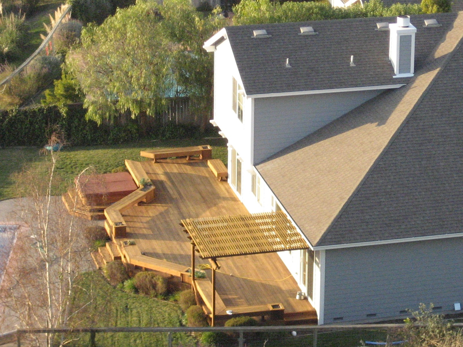 How To Build A Deck Step By Step Thrifty Outdoors
