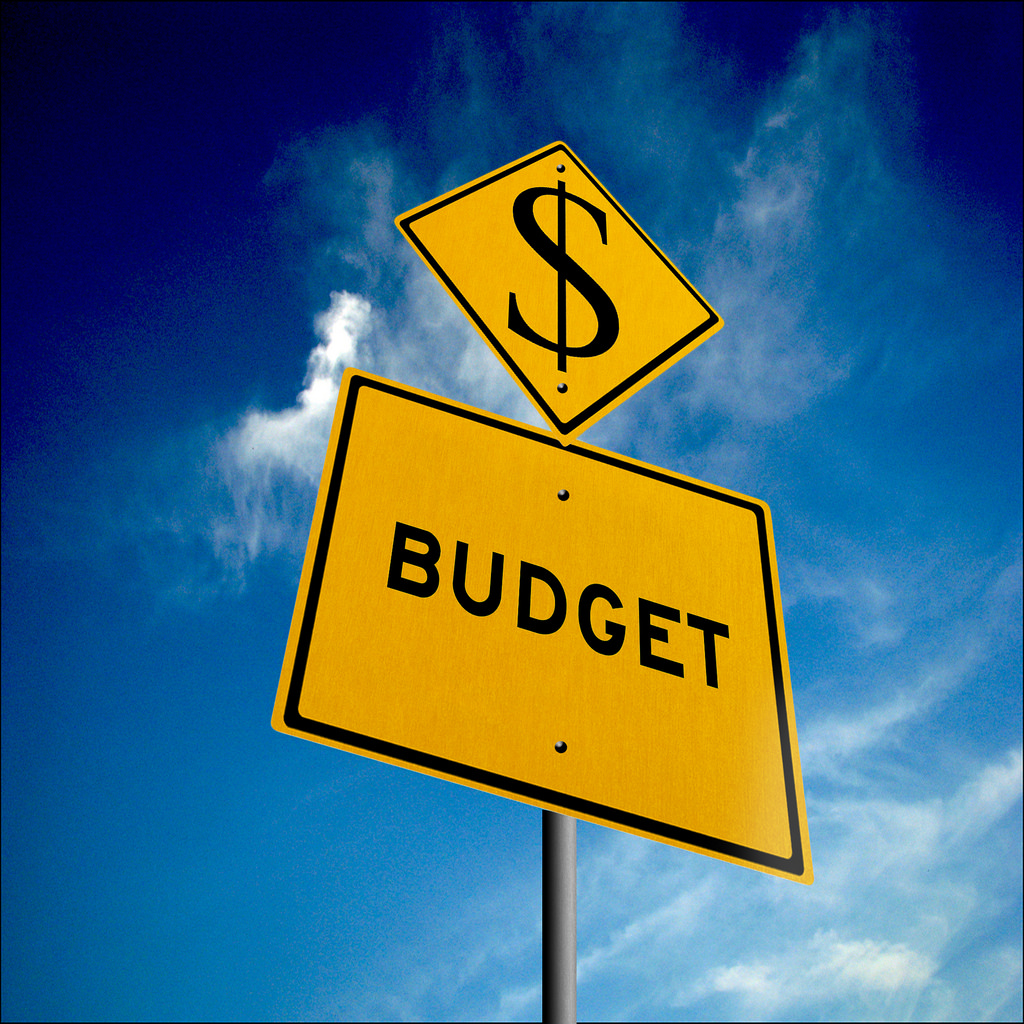 Budget Appropriately