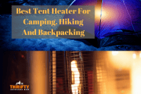 Best Tent Heaters for Camping, Hiking and Backpacking ...