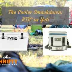 Yeti Folding Chair Bedroom Love The Cooler Smackdown Rtic Vs Thrifty Outdoors Manthrifty Man Blog