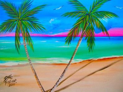 Bahamas painting