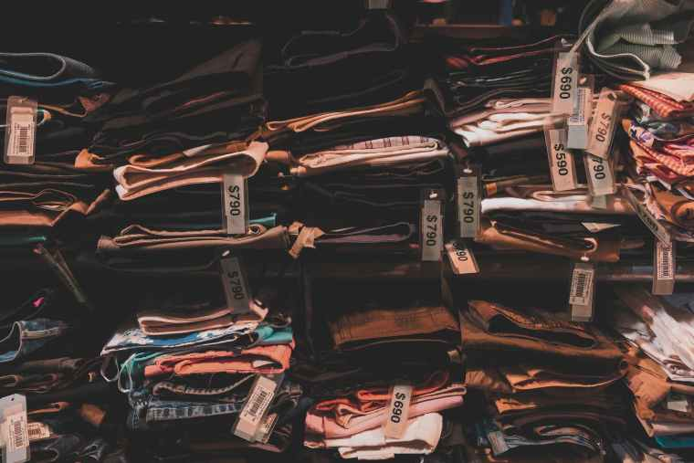 assorted color pants lot