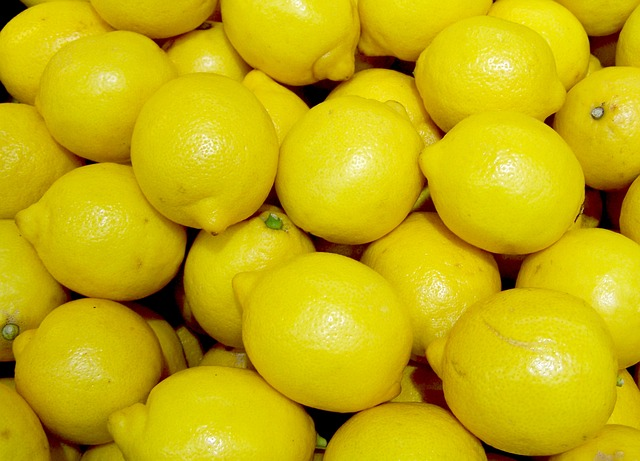 lemon lemons healthy thrifty cheap versatile sustainable saving money