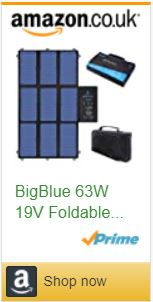 Solar Panel charger power bank laptop charger