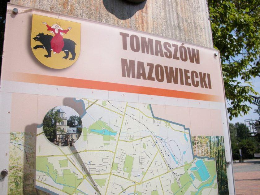 Welcome to Tomaszow Mazowiecki