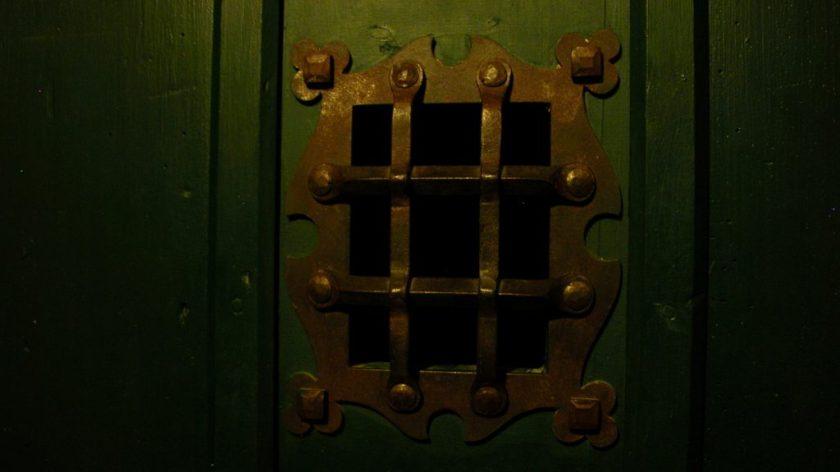 Alcazar of Segovia Dungeon Entrance