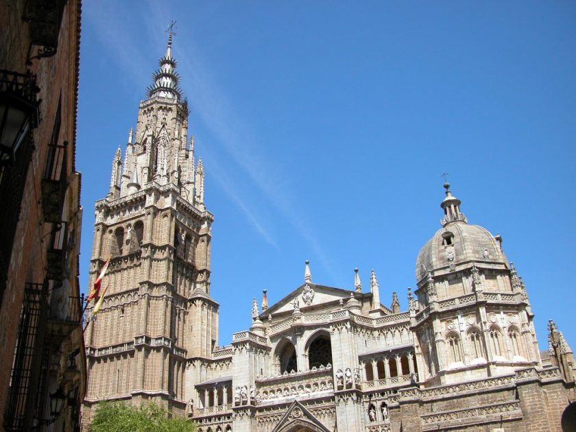 The Primate Cathedral of Saint Mary of Toledo