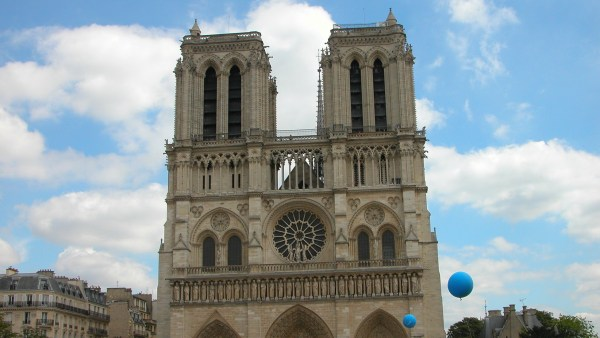 Notre Dame of Paris