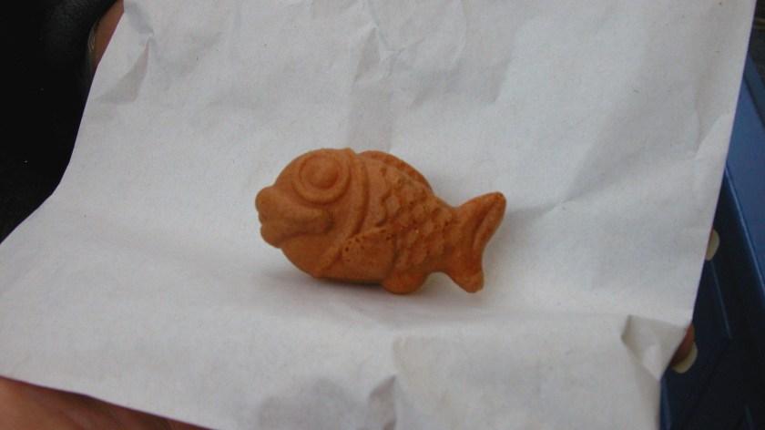 London Chinatown Fish Pastry