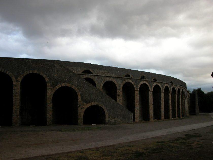Pompeii amphitheater