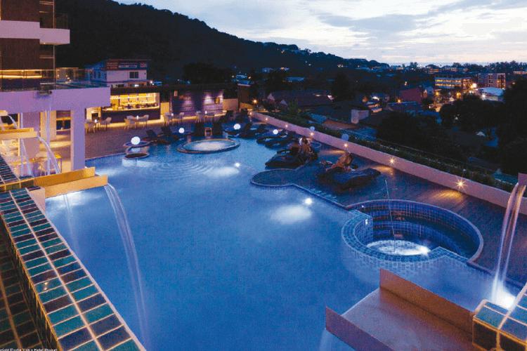 Yama Hotel Phuket