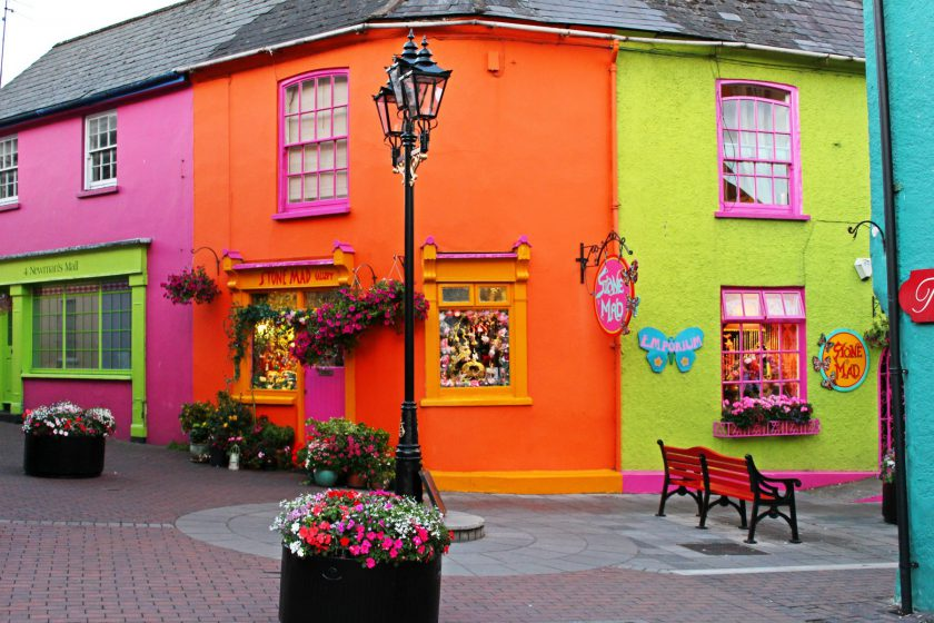 Vacation in Ireland