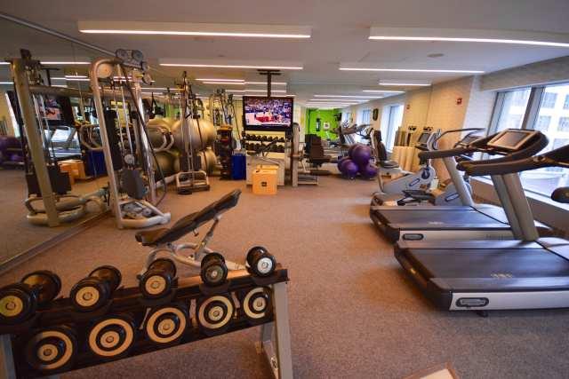 Thrifty Traveler W NYC Downtown Gym