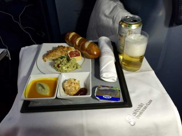 Air Berlin A330-300 Business Class
