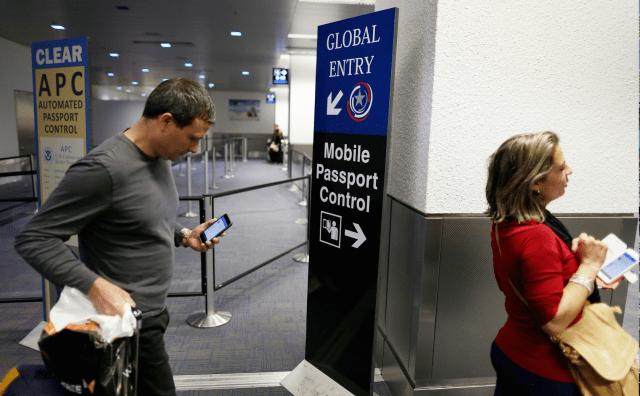 Mobile Passport at MIA