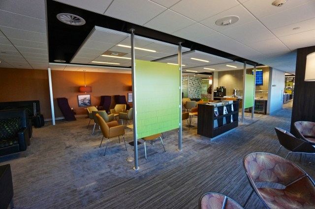 Escape Lounge At Msp Leaving Priority Pass