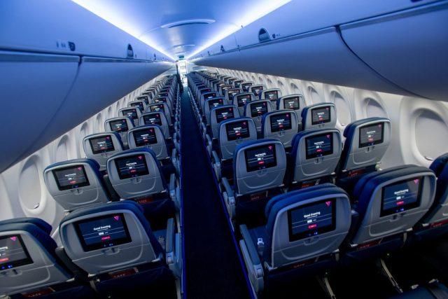 Delta A220 Postponed