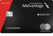Aviator Red Mastercard