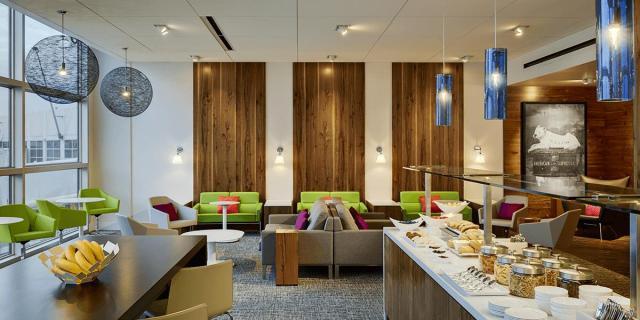Centurion Lounge Access