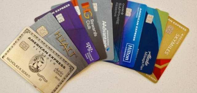 Points Principles Credit Card Points