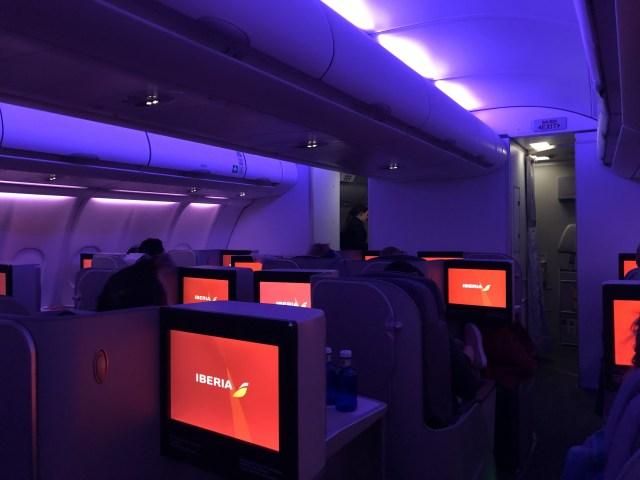 Iberia Business Class Review