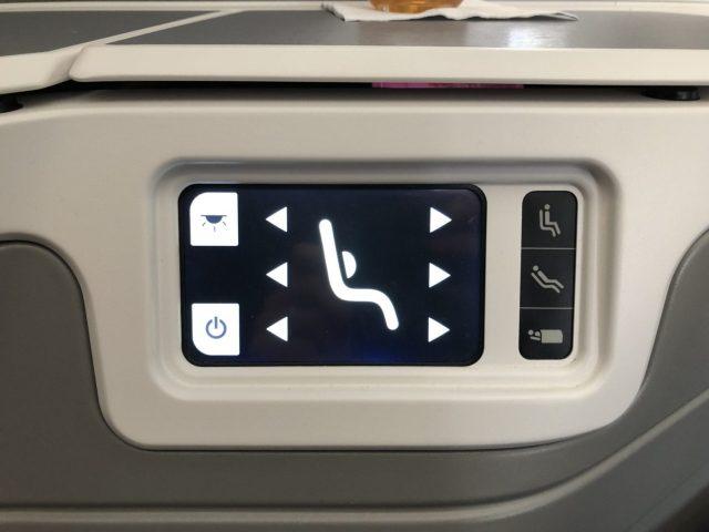 Hong Kong Airlines Business Class Seat