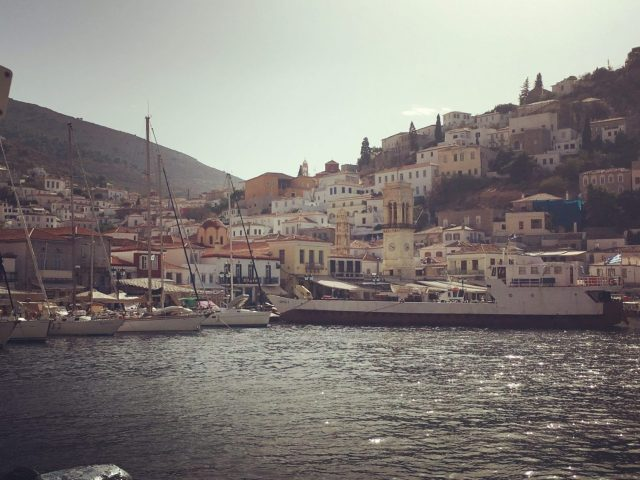 Hydra greece islands