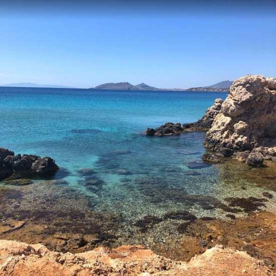 paros greece bay