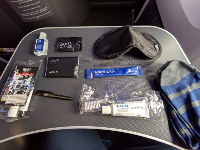 Delta Amenity Kits
