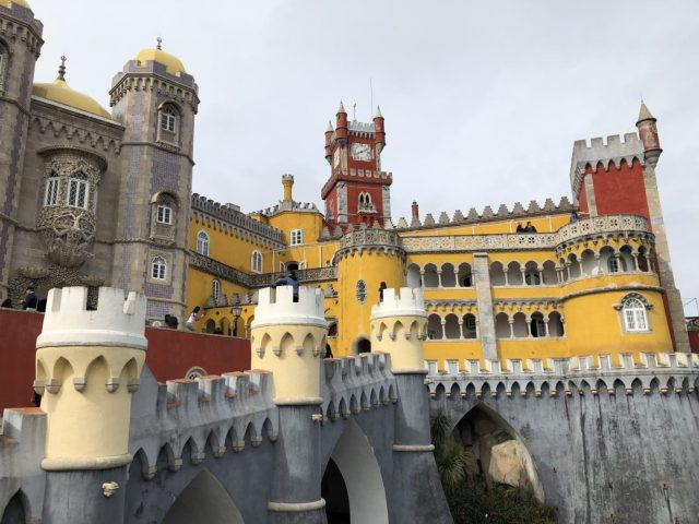 Lisbon Portugal Sintra