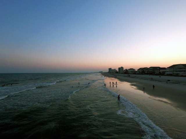 best beaches us