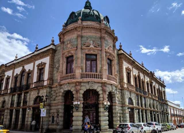 Oaxaca Theatre