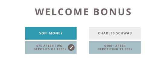 SoFi vs Schwab Bonus Final