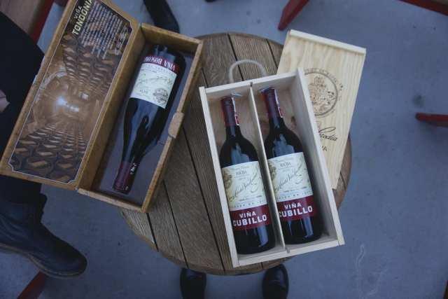 wine la rioja spain