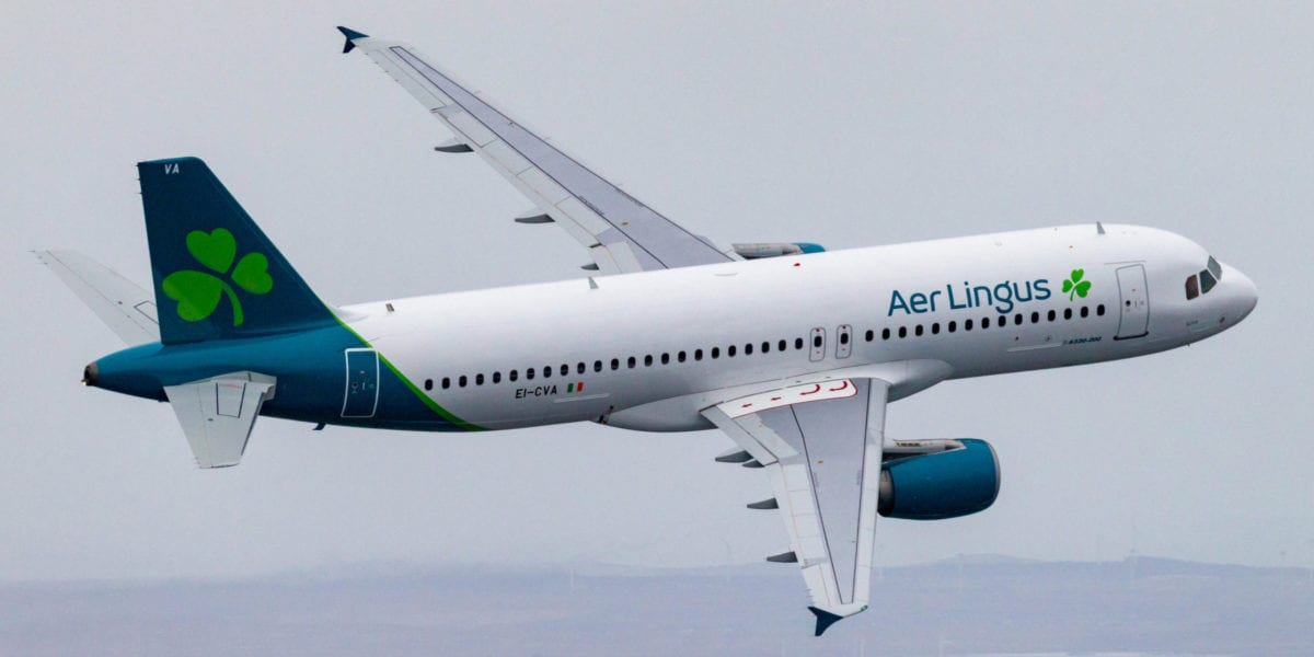 Aer Lingus Reduces Summer Flights From Minneapolis To Dublin