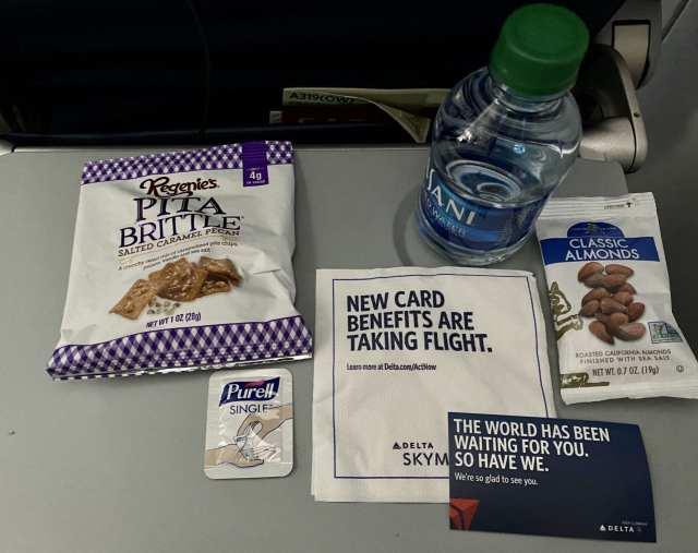 delta snack kit