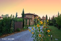 Lounging Tuscan Villa Experience Thrifty