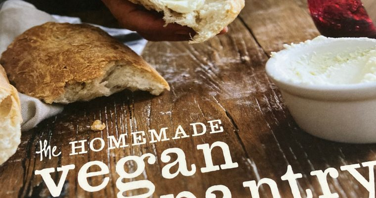 Cookbook Review: The Homemade Vegan Pantry