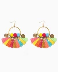 $16 - La Paz statement earrings